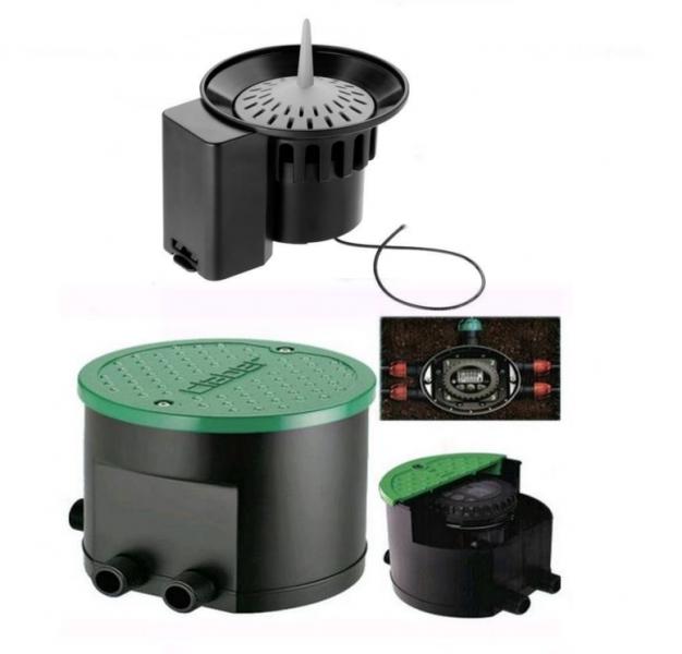Claber hydro 4 90829 rain sensor radio frequenza 90831 for Claber hydro 4