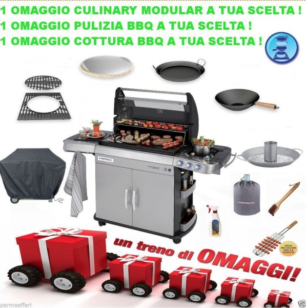 MOBILIA] Bbq Gas Campingaz 4 Series Rbs Exs FULL Version HD