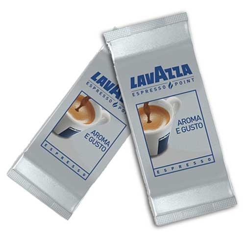 100 cialde caff lavazza espresso point aroma e gusto - Cialde lavazza prezzo ...