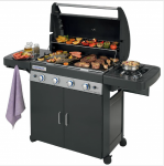 barbecue campingaz 4 series ls plus dark